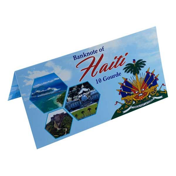 Haiti Description Card