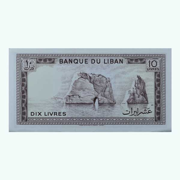 Lebanon Description Card
