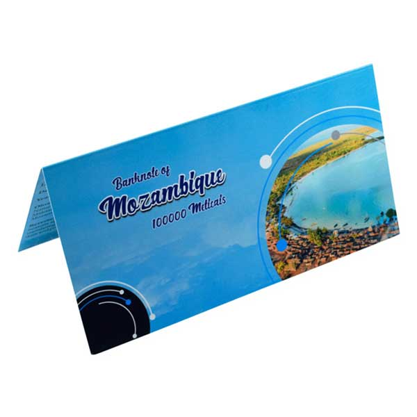 Mozambique Description Card