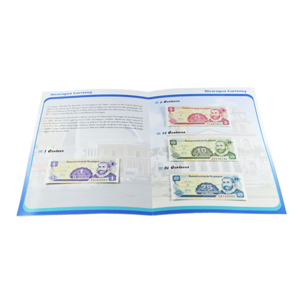 Nicaragua Currency Card
