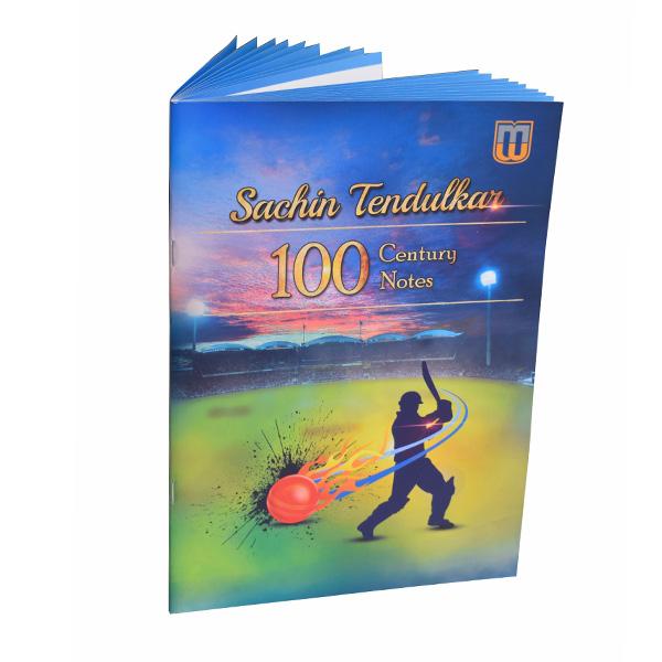 Sachin Tendulkar 100 Century 100 Notes