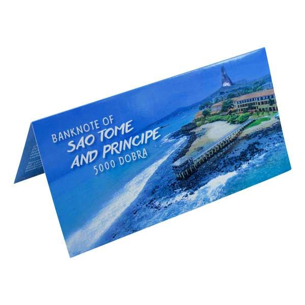 Sao Tome And Principe Description Card