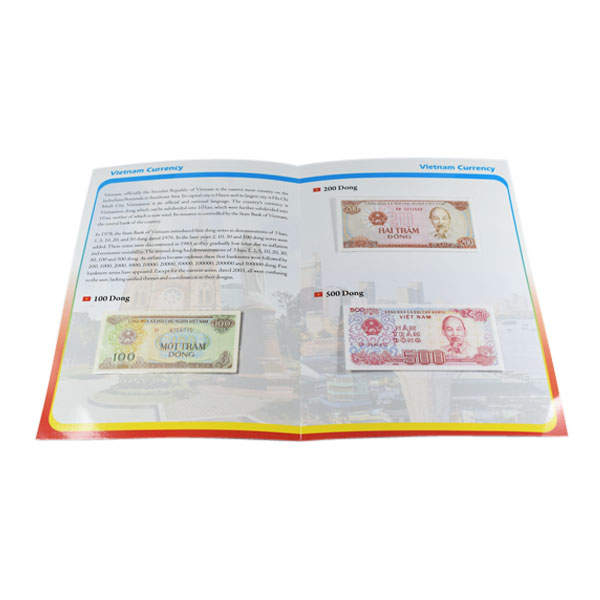 Vietnam Currency Card