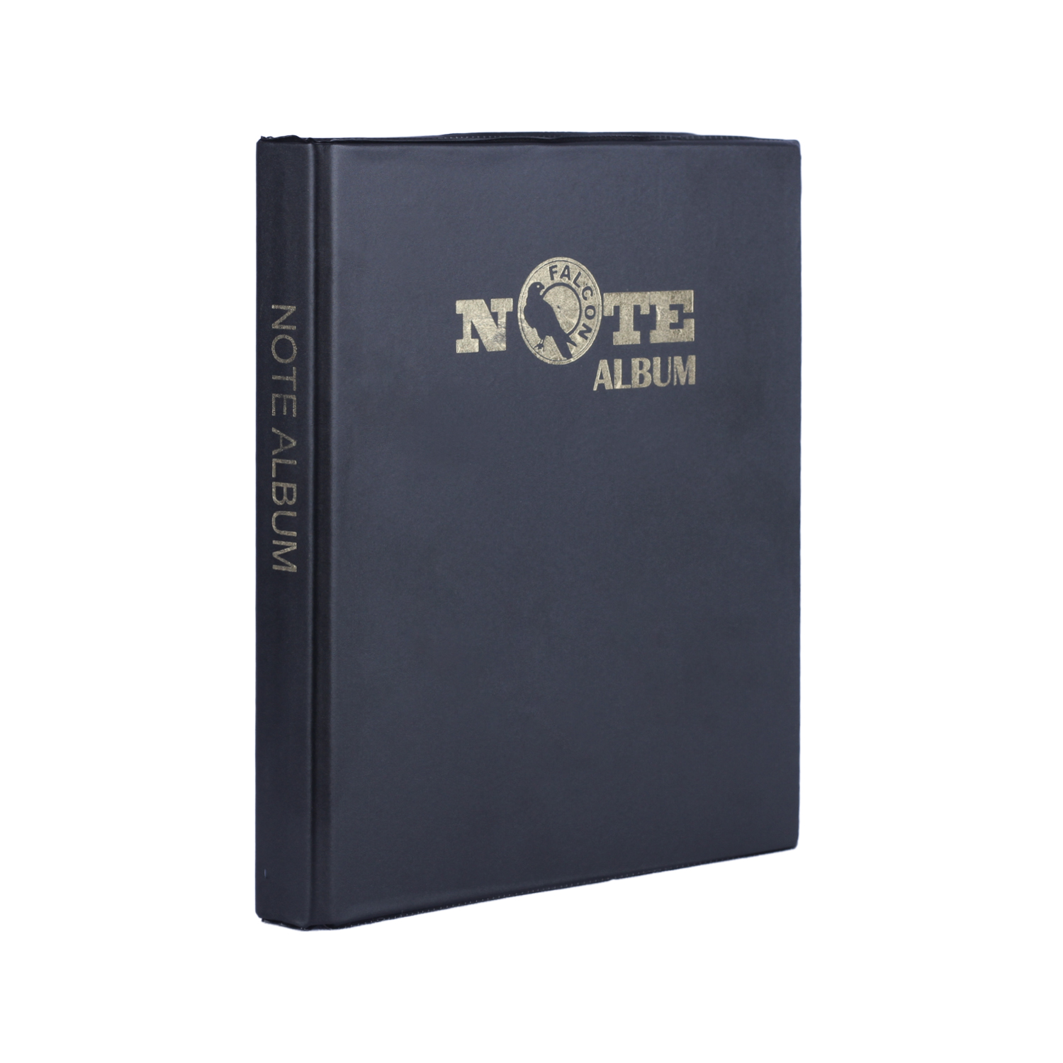 Banknote Album - for 48 Notes - Black