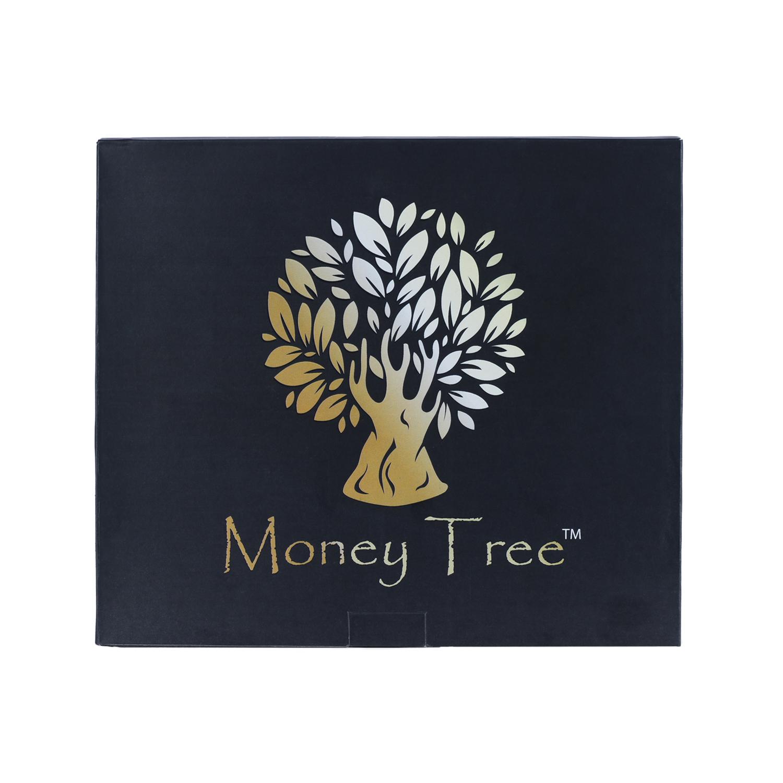 Money tree - Cardboard Coin Flips - White