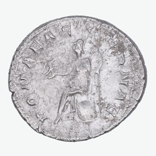Gordian III - Roman Empire Coin - Silver Antoninianus