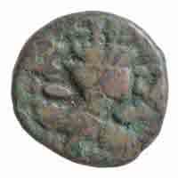 Hindu Rulers of Kashmir Coin of Didda Rani