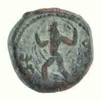 Kushan Dynasty Coin of Kanishka Oado Coin