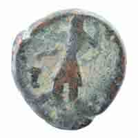 Kushan Dynasty Coin Tetradrachm of Kanishka I- Miiro Type
