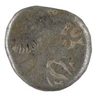 PMC 23 Punch Marked Silver Karshapana Coin of Imperial Magadha Janapada 600 BC-150 BC