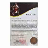 British India King Edward VII Quarter Anna 1905 Calcutta
