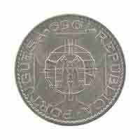 Portuguese Administration Escudo Coin Republic of Portugal