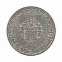 Portuguese Administration Coin Republic of Portugal