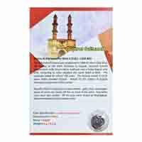Gujarat Sultanate- Coin of Shams Al Din Muzaffar Shah II