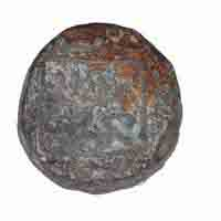 Gujarat Sultanate Coin of Nasir Al Din Mahmud Shah I