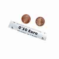 Austria 1 Euro Cent Mint Roll 50 Coins
