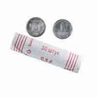 Ukraine 1 Kopiyka Mint Roll - 50 coins