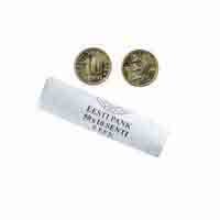 Estonia 10 Senti Mint Roll 50 Coins