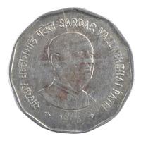 Republic India 2 Rupees  Commemorative Coin Sardar Vallabhbhai Patel