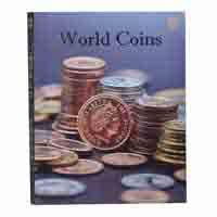 World Coins Album - 53 Coins of 51 Countries