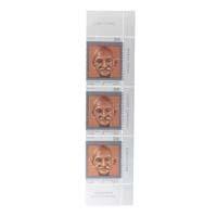 Mahatma Gandhi Postage Stamp - Macedonia