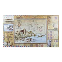 100 Years Of Airmail Miniature Sheet - 2011