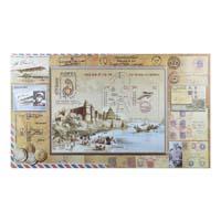 100 Years Of Airmail Miniature Sheet - 2011