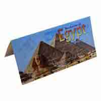 Egypt Description Card