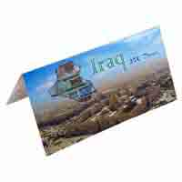 Iraq Description Card