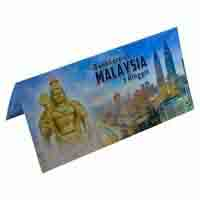 Malaysia Description Card
