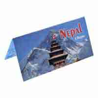 Nepal Description Card - 2 Rupee