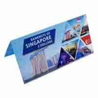 Singapore Description Card