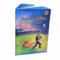 Set of Sachin Tendulkar 100 Currency Notes of 100 Centuries