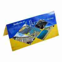 Ukraine Description Card