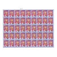 Kailashpati Mishra Full Stamp Sheet 5Rs - 2016