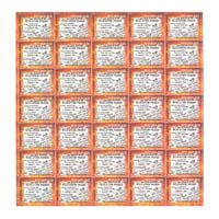 1942 Freedom Movement - Newspaper Headline Full Stamp Sheet 5Rs - 2017
