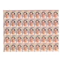 India South Africa  Joint Issue-Deendayal Upadhyay Full Stamp Sheet 25Rs - 2018
