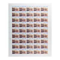 Aamer Fort Full Stamp Sheet 12Rs - 2018