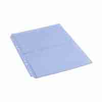 Banknotes sheets - 2 Compartment - for 10 Notes