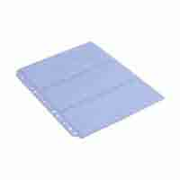 Banknotes sheets - 3 Compartment - for 15 Notes