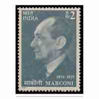 Guglielmo Marconi Stamp