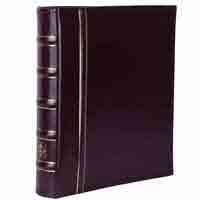 Lighthouse Ringbinder OPTIMA - in classic design - Red