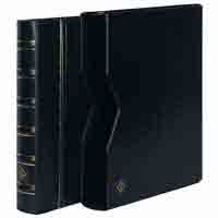 Lighthouse Ringbinder VARIO - in classic design incl. Slipcase - Green