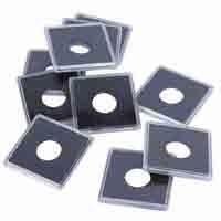 Lighthouse Squares Coin Capsules QUADRUM - inner diameter 15mm