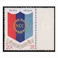 National Cadet Corps Stamp