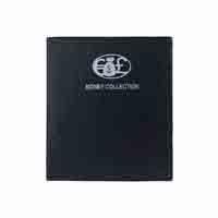 Premium Banknote Album - Black