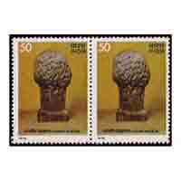Treasures from Museums of India - Kalpadruma Stamp