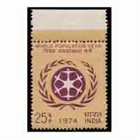 World Population Year Stamp