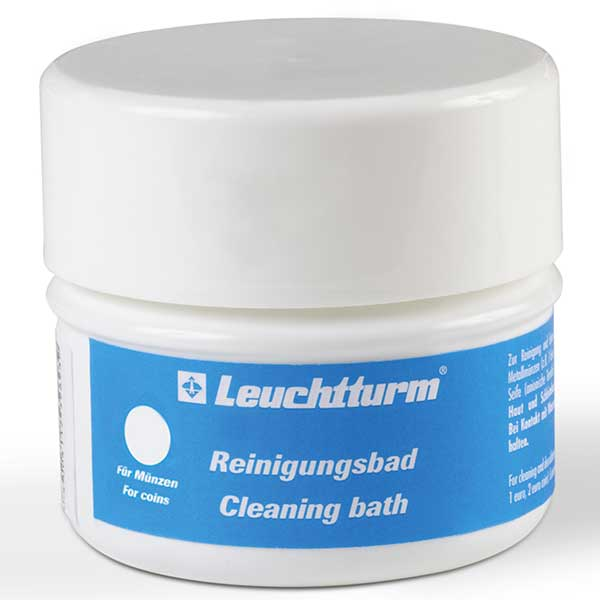 Lighthouse Coin Cleaning - Bath for all Coins (without de-oxidation) - 150ml
