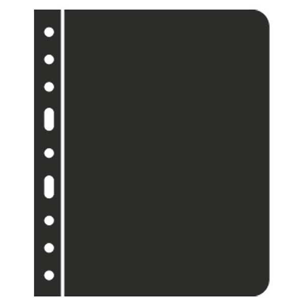 Lighthouse Plastic Pockets VARIO - Interleaves - Black